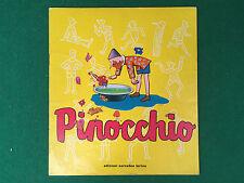 Collodi PINOCCHIO , Ed. Salvadeo Collana ARCOBALENO (SD) Libro ill.G.Furlan