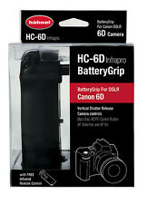 Hahnel HC-6D Battery Grip for Canon EOS 6D w/ Built-in Remote Control