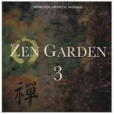 Zen Garden, Vol. 3: Music For Oriental Massage by Stuart Michael CD