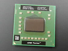 NEW AMD TURION TMRM74DAM22GG DUAL CORE 2.2GHZ CPU PROCESSOR (RM74)