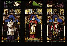 BF40505 la romieu cardinal arnaud d aux france  stained glass vitraux