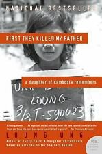 First They Killed My Father: A Daughter of Cambodia Remembers P.S.
