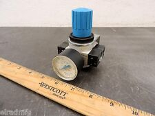 "FESTO REGULATOR LR-D-7-I-MINI PNEUMATIC REGULATOR 192303  3/8"" NPT 230 PSI 002"