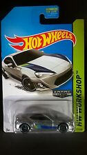 Hot Wheels Scion FR-S Zamac Diecast 1:64 Scale 2014 HW Workshop Rare Must See!