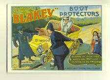 ad3280 - Blankey Boot Protectors  beware of imitations - Modern Advert Postcard