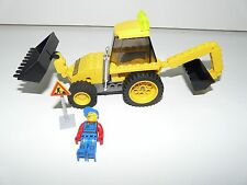 Lego Jack Stone Loadin Digger #4667 100% Complete No Instructions