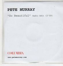(EP684) Pete Murray, So Beautiful - DJ CD