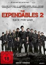 Dvd - The Expendables 2 - Back For War (FSK 18) (2013) - Neuwertig
