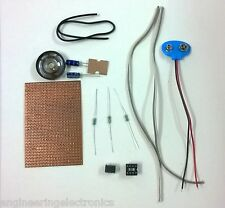 555 Timer Water Level Alarm Circuit Kit..
