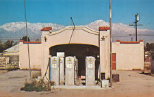 Cucamonga CA * Richfield Gas Station  1978  San Bernardino Co. Old Gas Pumps