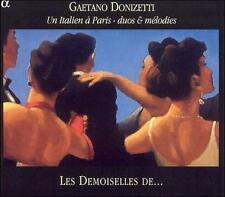 Gaetano Donizetti: Un Italien à Paris - duos & mélodies, New Music