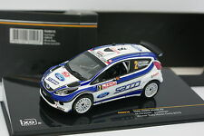 Ixo 1/43 - Ford Fiesta S2000 Winner Rally Monte Carlo 2010