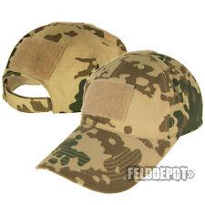 BW KSK Tactical Operator Feldmütze MMB Tropentarn Bundeswehr Baseball Cap Velcro