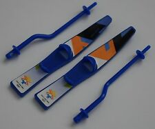 KELLY TOMMY DOLL ACCESSORIES * 2002 WINTER OLYMPIC SNOW SKIS