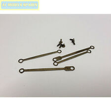 X8309 Hornby Spare COUPLING RODS/SCREWS for 0-6-0 Dean Goods