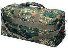 Borsa sportiva US AIRFORCE Borsa CAMO WOODLAND Borsa da viaggio circa 57 L NYLON Army-Bag