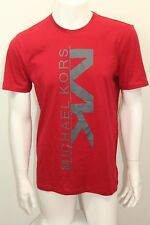 NEW Men's Michael Kors Crew Tee-shirt Color Red Size Medium NWT