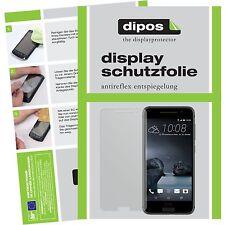 6x HTC One A9 Schutzfolie Display Folie passend für das HTC One A 9 matt dipos