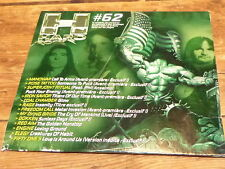 Various ‎– HARD ROCK # 62!!!! MANOWAR !!! RARE CD FRANCE