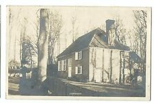 Jordans RP PPC, 1904 PMK, Quaker Meeting House to Miss Bass, Manor house, Beer