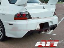 "2003-2007 MITSUBISHI EVO 8/9 MR STYLE REAR BUMPER ""AIT RACING ORGINAL PRODUCT"""