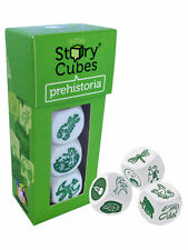 Rory's Story Cubes Prehistoria Set Family Dice Game RSC12