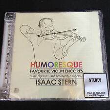 Isaac Stern Humoresque Favourite Violin Encores Hybrid SACD CD Limited No. Edit
