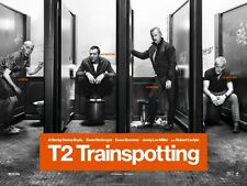 T2 trainspotting A4 260gsm poster print