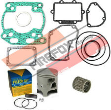 Suzuki RM250 2001 66.40mm Bore Mitaka Top End Rebuild Kit Inc Piston & Gaskets