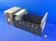ALLEN BRADLEY 1746-A7/B SLC500 7-SLOT RACK With 1746-P2/C POWER SUPPLY & 1746-N2