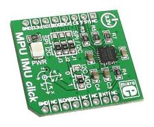 MCU/MPU/DSC/DSP/FPGA Development Kits - ADD-ON BOARD MPU-6000 IMU CLICK