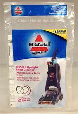 Genuine Bissell Pro-Heat Steamer Belt Set 6960W w/Instructions