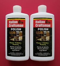 Italian Craftsman Polish  Eastern Marble & Granite Supply, Inc.  2-Pints $26.99