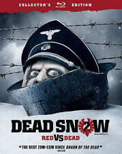 Dead Snow 2: Red vs. Dead (Blu-ray,Canadian Collectors Edition)*NEW w/SLIPCOVER*