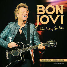 BON JOVI New Sealed 2017 UNRELEASED LIVE PERFORMANCES & INTERVIEWS CD