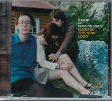 KINGS OF CONVENIENCE - Quiet Is The New Loud - CD Album