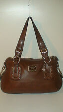 roots  AUTH.  MICHEAL  KORS  ALL LEATHER ESPRESO HANDBAG & WALLET $475 RETAIL