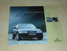 62366) Honda Accord Prospekt 05/1994