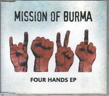 Mission Of Burma  CD-SINGLE FOUR HANDS EP