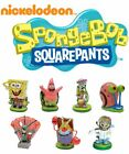 SpongeBob, Patrick, Gary, Sandy, Mr Krabs, Squidward, Plankton Resin Ornament