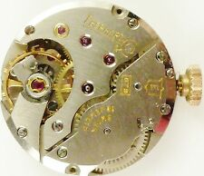 Eberhard 879 Mechanical - Complete Running Movement - Sold 4 Parts / Repair !
