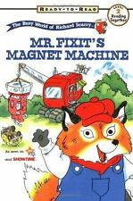 The Busy World of Richard Scarry: Mr. Fixit's Magnet Machine No. 1 by Richard...