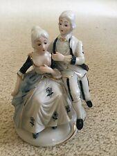 antique dresden porcelain figurine,Couple,KPM,Excellent Condition