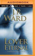The Black Dagger Brotherhood Ser.: Lover Eternal 2 by J. R. Ward (2015, MP3...
