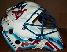PINNACLE EA SPORTS PATRICK ROY MINI GOALIE MASK ( COLORADO )