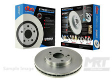 DBA DBA033 PAIR Rotors Front fits HOLDEN JACKAROO/TROOPER/RODEO