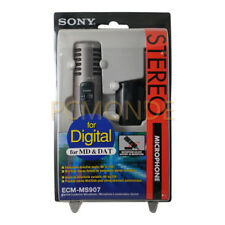 Sony ECMMS907 Stereo Type Mic for Digital Recording (ECM-MS907)