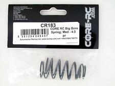 Schumacher Core Rc Big Bore Spring Med 4.0 (2) CR183 modellismo