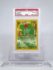 PSA 10 GEM MINT Ivysaur Pokemon Southern Islands #5/18