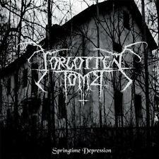 Forgotten Tomb - Springtime Depression CD 2012 reissue melancholic black metal